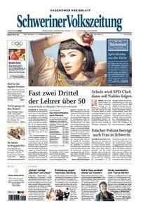 Schweriner Volkszeitung Hagenower Kreisblatt - 14. Februar 2018