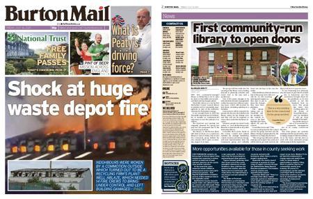Burton Mail – July 16, 2021