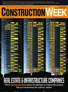 Construction Week India - November 2016