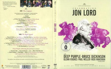 Celebrating Jon Lord: Live at The Royal Albert Hall (2014)
