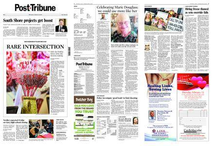 Post-Tribune – February 14, 2018