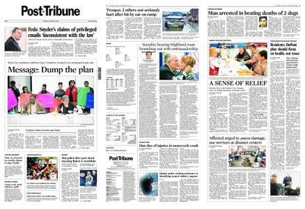 Post-Tribune – March 08, 2018