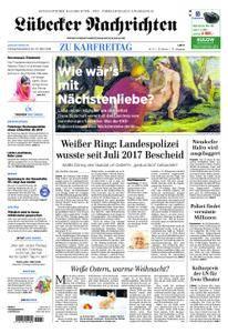 Lübecker Nachrichten Ostholstein Süd - 30. März 2018