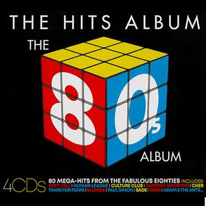 VA - The Hits Album - The 80s Album (2019)