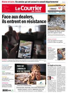 Le Courrier de l'Ouest Angers – 15 mai 2021