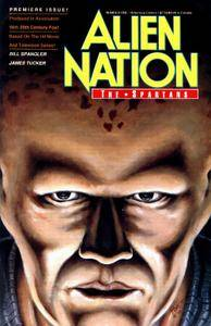 Alien Nation v1-The Spartans 001