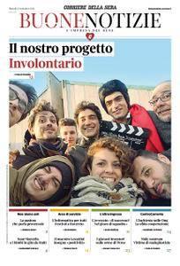 Corriere della Sera Buone Notizie – 11 settembre 2018