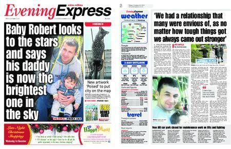 Evening Express – October 27, 2017