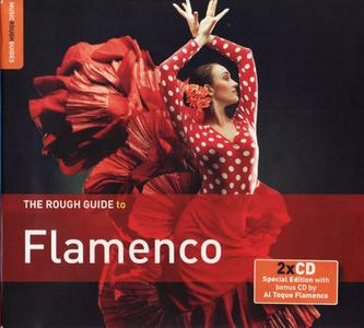 Various Artists - The Rought Guide To Flamenco (2013) {2CD Special Edition World Music Network RGNET 1301CD}