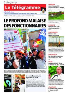 Le Télégramme Guingamp – 10 mai 2019