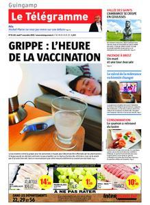 Le Télégramme Guingamp – 07 novembre 2019
