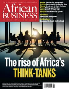 African Business English Edition - November 2014