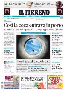 Il Tirreno Livorno - 17 Aprile 2021