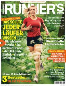 Runner's World Deutschland - Juni 2021