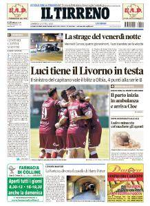 Il Tirreno Livorno - 22 Aprile 2018