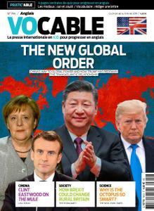 Vocable Anglais - 24 Janvier 2019