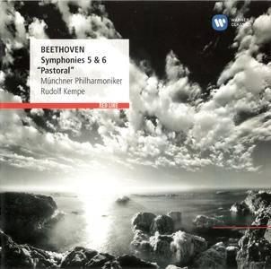 Rudolf Kempe, Munchner Philharmoniker - Ludwig van Beethoven: Symphonies Nos. 5 & 6 'Pastoral' (2012)