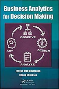 Business Analytics for Decision Making [Repost]