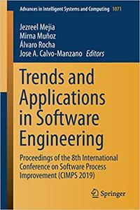 Trends and Applications in Software Engineering:
