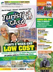 Turisti per Caso Magazine - aprile 2017