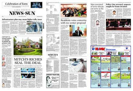 Lake County News-Sun – February 16, 2018