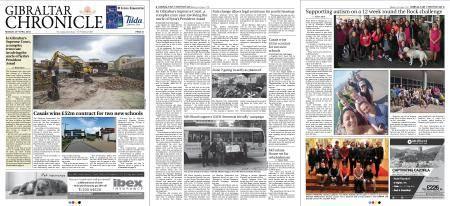 Gibraltar Chronicle – 23 April 2018