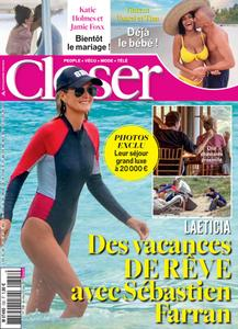 Closer France - 04 janvier 2019