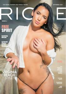 Riche Magazine - Issue 87 September 2020