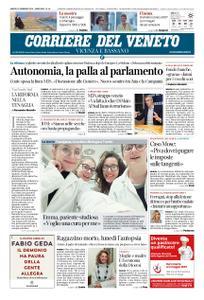 Corriere del Veneto Vicenza e Bassano – 16 febbraio 2019