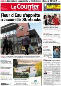 Le Courrier de l'Ouest Angers - 17 février 2018