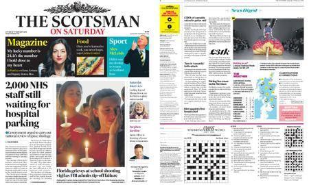 The Scotsman – February 17, 2018