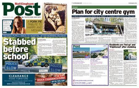 Nottingham Post – May 15, 2018