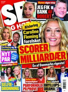 SE og HØR – 25. august 2021