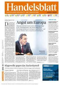 Handelsblatt - 27. Januar 2016