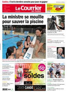 Le Courrier de l'Ouest Angers – 01 juillet 2019