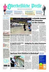 Oberhessische Presse Marburg/Ostkreis - 11. August 2018