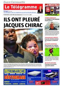 Le Télégramme Ouest Cornouaille – 01 octobre 2019