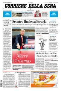 Corriere della Sera - 21 Dicembre 2017