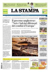 La Stampa Torino Provincia e Canavese - 27 Gennaio 2019
