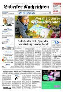 Lübecker Nachrichten Ostholstein Süd - 03. Dezember 2017
