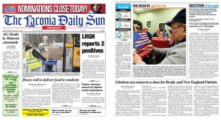 The Laconia Daily Sun – March 18, 2020
