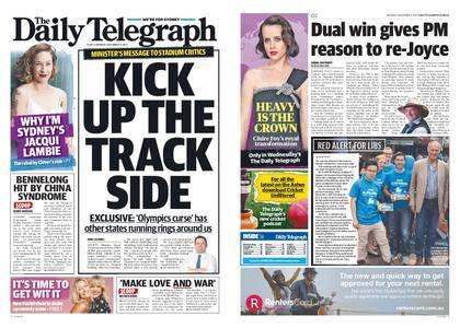 The Daily Telegraph (Sydney) – December 04, 2017
