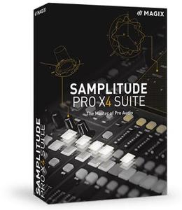 MAGIX Samplitude Pro X4 Suite 15.2.1.387 Multilingual