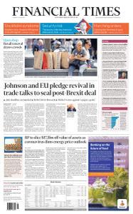 Financial Times UK - June 16, 2020