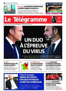 Le Télégramme Quimper – 02 mai 2020