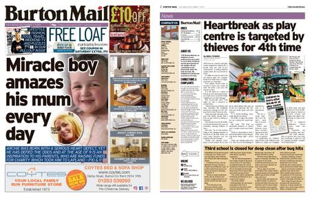 Burton Mail – December 07, 2019