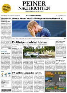 Peiner Nachrichten - 13. August 2018