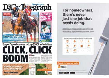 The Daily Telegraph (Sydney) – January 07, 2019