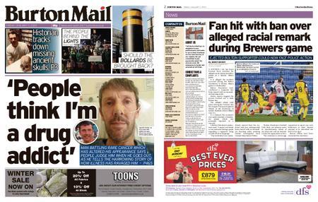 Burton Mail – January 03, 2020