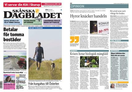 Skånska Dagbladet – 23 maj 2020